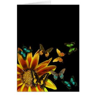 Butterfly Gardens Card