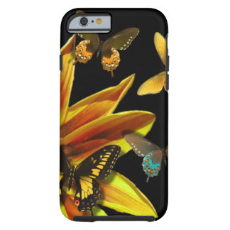 Butterfly Gardens Tough iPhone 6 Case