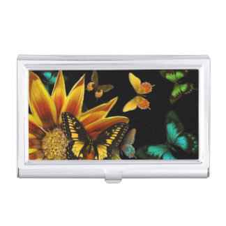 Butterfly Gardens Case For Business Cards
