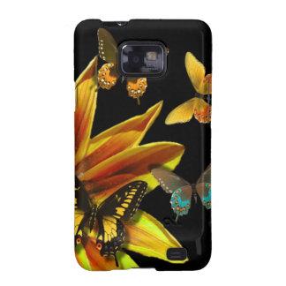 Butterfly Gardens Galaxy SII Case
