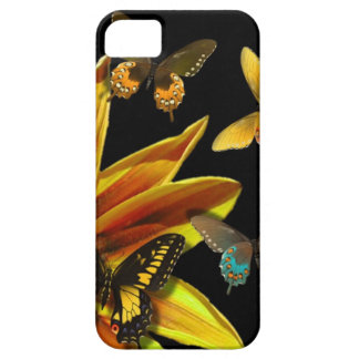 Butterfly Gardens iPhone SE/5/5s Case
