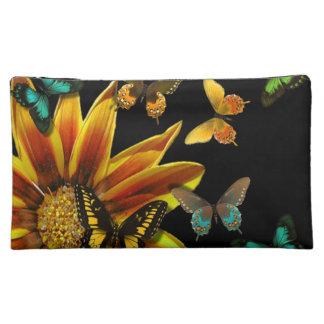Butterfly Gardens Makeup Bag