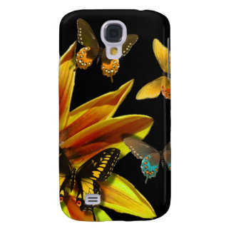 Butterfly Gardens Samsung Galaxy S4 Cover
