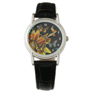 Butterfly Gardens Watches