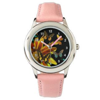 Butterfly Gardens Wristwatch