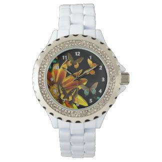 Butterfly Gardens Wristwatches