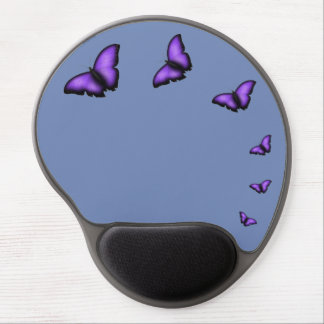 Butterfly Gel Mouse Pad