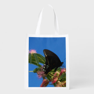 Butterfly Gift Bag Reusable Grocery Bags