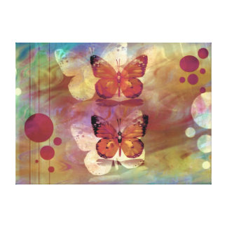 Butterfly Gifts Canvas Print