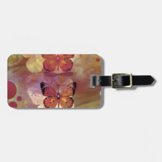 Butterfly Gifts Luggage Tag