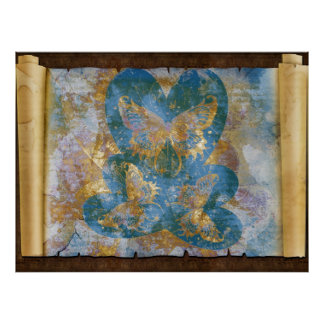 Butterfly Gifts Poster