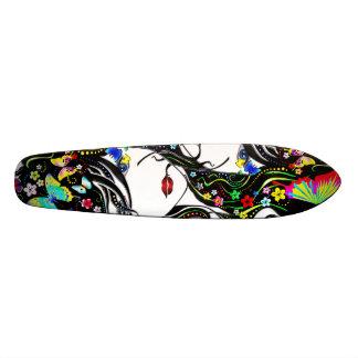 Butterfly Girl 1A Skateboard