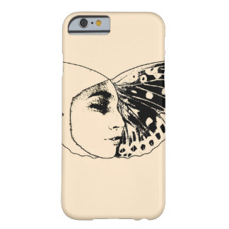 Butterfly Girl iPhone 6/6s Case