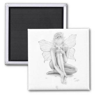 Butterfly Girl Magnet