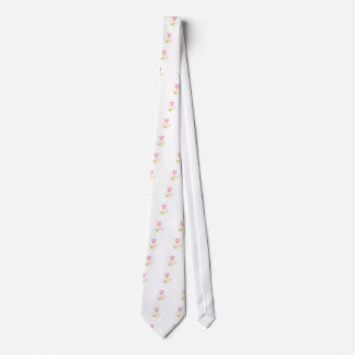 Butterfly Girl Neck Tie