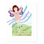 Butterfly Girl Postcards