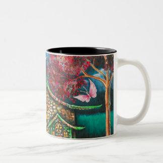 Butterfly Glen Coffee Mugs