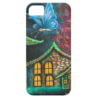 Butterfly Glen iPhone 5 Cover