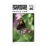 Butterfly Glitz   02 Postage Stamps