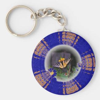 Butterfly Globed freak Keychain