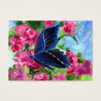 Butterfly Glory aceo Art Card