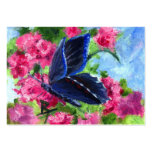 Butterfly Glory aceo Art Card Large Business Cards (Pack Of 100)