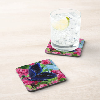 Butterfly Glory aceo Coasters
