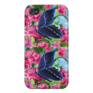 Butterfly Glory aceo IPhone Case iPhone 4 Covers