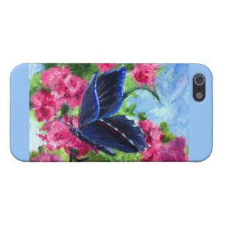 Butterfly Glory aceo IPhone Case