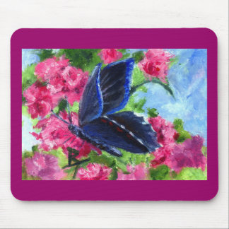 Butterfly Glory aceo Mousepad