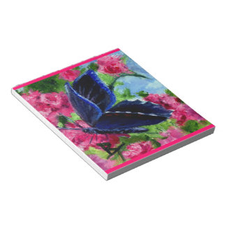 Butterfly Glory aceo Notepad