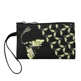 Butterfly GLOW Ladies wristlet