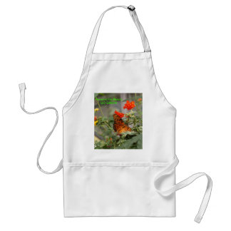 Butterfly - GO GREEN! Adult Apron