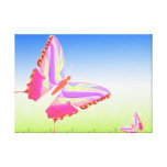 BUTTERFLY GRACE GALLERY WRAPPED CANVAS