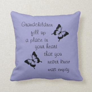 Butterfly Grandparent Pillow Pillow