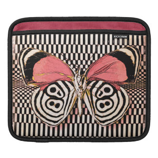 Butterfly Graphic Personalized iPad Sleeve