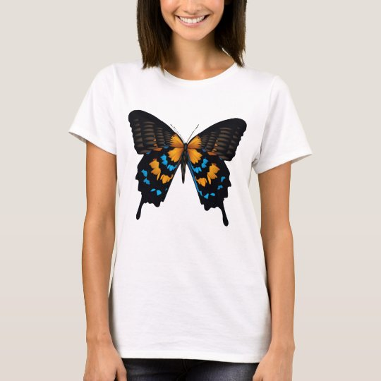 BUTTERFLY GRAPHIC PRINT T-Shirt