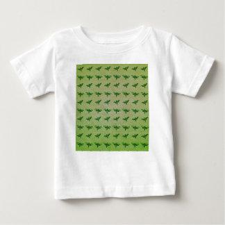 Butterfly green+blue baby T-Shirt