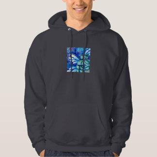 Butterfly Grenade, Fine Art Sweatshirts
