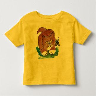 Butterfly GRRRRRR Sends it  Flitting Tee Shirts