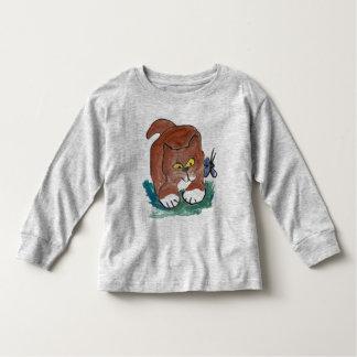 Butterfly GRRRRRR Sends it  Flitting Tshirt