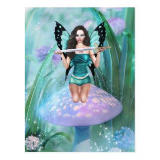 Butterfly Guardian Postcard