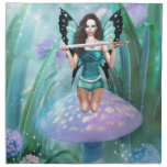 Butterfly Guardian Printed Napkin
