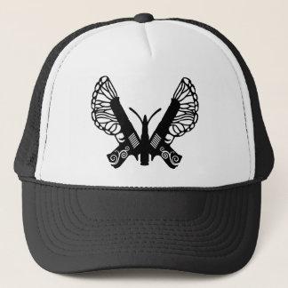 Butterfly Gun Trucker Hat