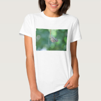 Butterfly Hanging From A Twig Shirt