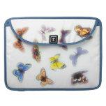 Butterfly Haze MacBook Pro Sleeves