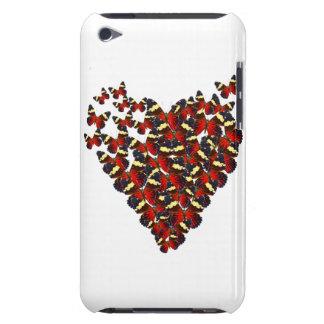 Butterfly heart iPod Case-Mate case