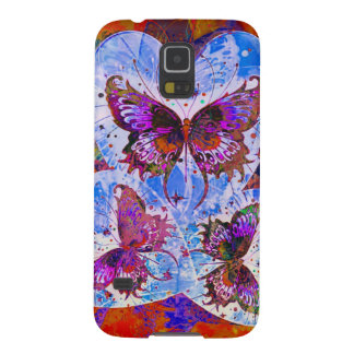 Butterfly Hearts | Today I Love You Galaxy S5 Case