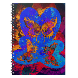 Butterfly Hearts | Today I Love You Note Books