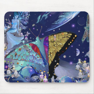 Butterfly Heaven Mouse Pad